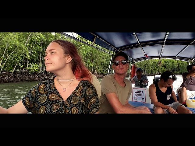 Sun Downer Mangrove Cruise