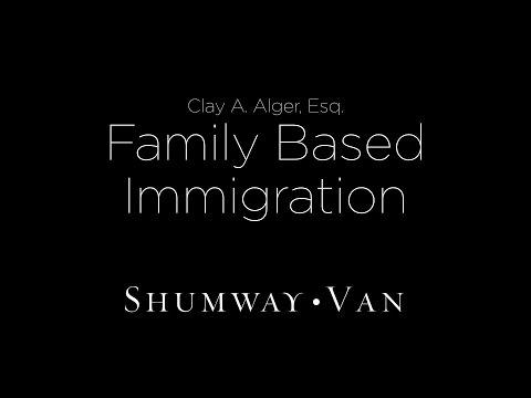 Family Based Immigration Lawyer Explains The Basics