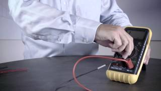 Successful troubleshooting of a load cell - Tips & Tricks from HBM