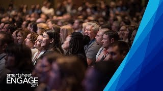 Highlights from Smartsheet ENGAGE 2017