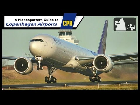 a Planespotters Guide to Copenhagen Airport (a Pilotdynan Production)