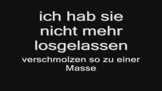 Rammstein - Zwitter (lyrics) HD