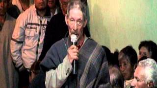 Gobierno Nacional socializo su trabajo en  la parroquia Mariscal Sucre