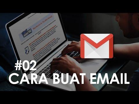 Cara Membuat Email - Cara Membuat akun Gmail dengan Mudah MB/INTERNET/#02