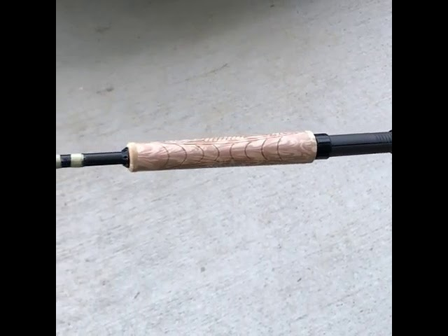 Leviathan Rods Crappie Fishing Rod