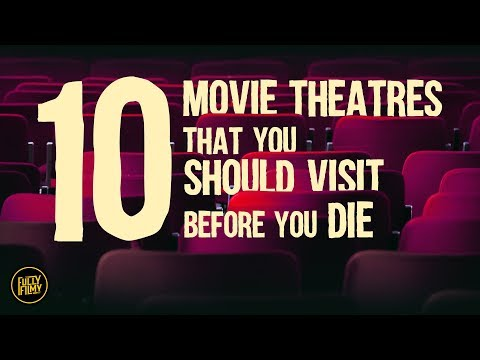 10 Movie Theatres That You Should Visit Before You Die | Fully Filmy Rewind