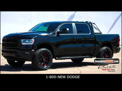 Lifted Truck | 2019 RAM 1500 - YouTube