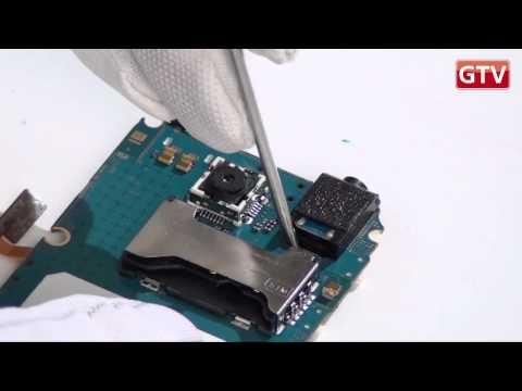 Samsung Star II DUOS C6712 - как разобрать телефон и обзор