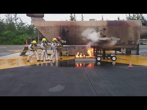 Diego Garcia Fire Department Blazing 14 Class 2015