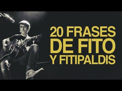 20 Frases de Fito y Fitipaldis, el grupo más rockabilly 🎸