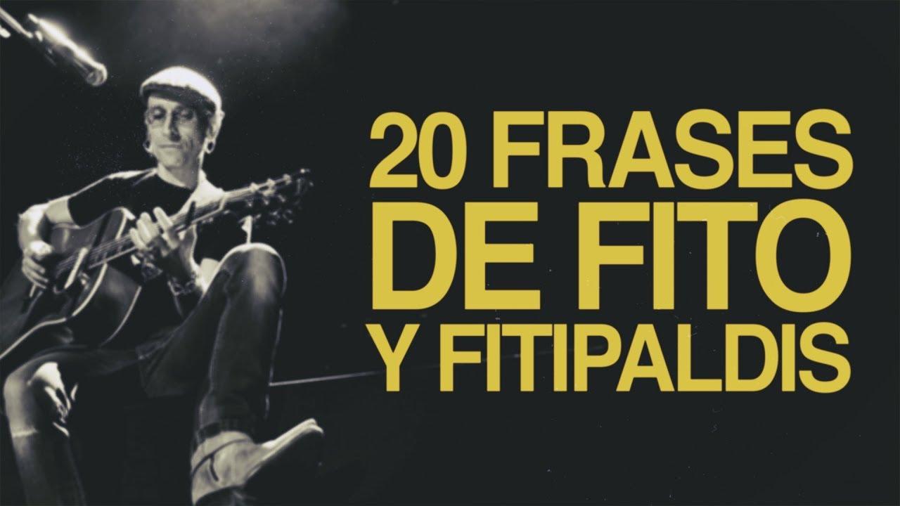 20 Frases De Fito Y Fitipaldis El Grupo Más Rockabilly