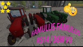 """[""""FAMULUS FAMULUS RS14 / 36W V3"""", """"Ostalgie"""", """"Fs17"""", """"Ls17""""]"""