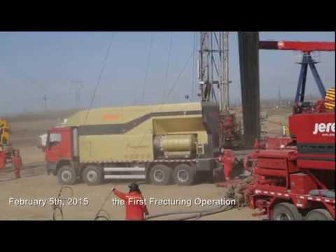 Jereh Fracturing Equipment