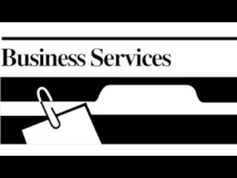Business services ( in detail )