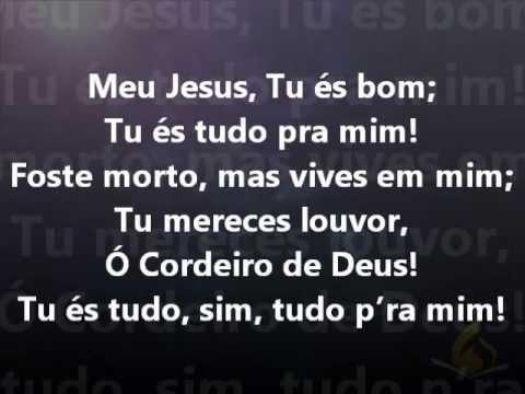 Hino 25 - Harpa Cristã - Jesus Tu és Bom