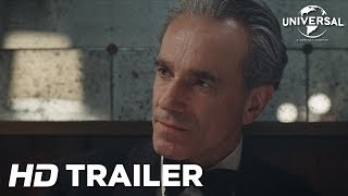 Phantom Thread Official Trailer 1 (Universal Pictures) HD