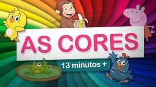 Vamos aprender as cores? #compilação