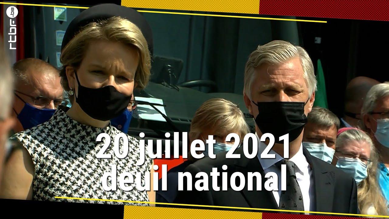 Download Inondations : la Belgique se recueille (témoignages, cérémonie d'hommage et solidarité) - RTBF Info