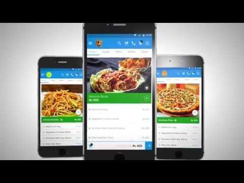 BookMyFood - Order Food Online