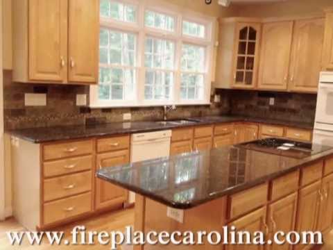 Tan Brown Granite Countertops Installed In Charlotte Nc 5 31 13