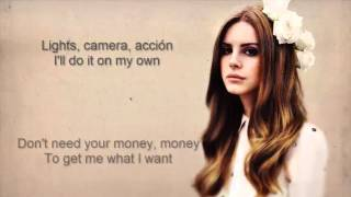 Lana Del Rey High By The Beach LYRICS