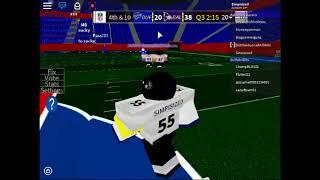 Roblox: Buffalo Bills VS Baltimore Ravens NFL