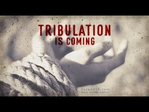 Hebrew Tribulation is ending, the world's Tribulation is about to begin: biblical proof part 1