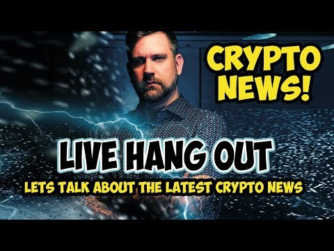 Live Crypto News Hangout - Bitcoin Price Action and Cryptocurrency Happenings 12