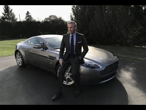 Getting an Aston Martin-The Ultimate James Bond Experience