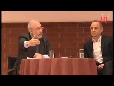 Questions   Joseph Stiglitz in conversation with Evan Davis