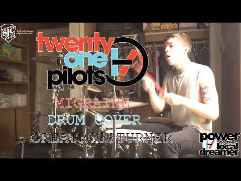 Ross Turner - twenty one pilots - Migraine Drum Cover