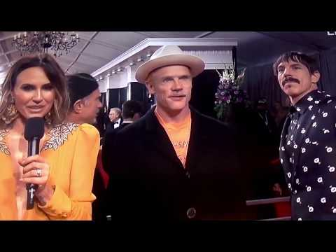 Red Hot Chili Peppers - (Grammy Awards, Red Carpet) (10/02/2019)