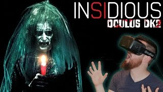 Insidious Chapter 3 | Oculus Rift DK2 Gameplay! (This SH#T is Scary!)