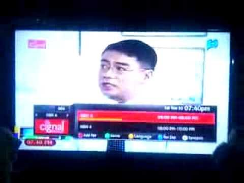Cignal Digital Tv Cable Plan P430 Youtube