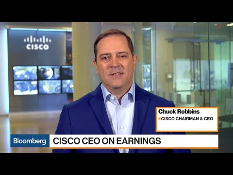 Cisco CEO Says Overall Strategy Is Working