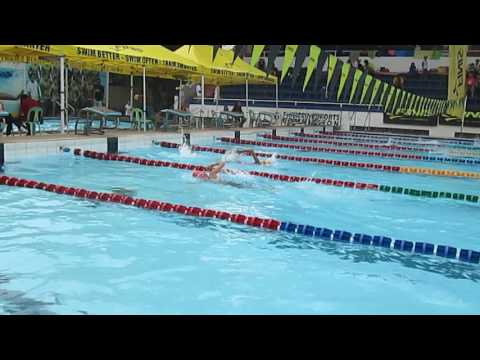 Pitogo Red Snappers Swim Team  @ rizal memorial stadium -day 2-2