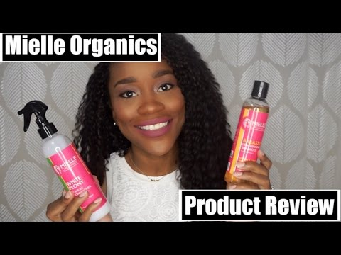 Mielle Organics Product Review