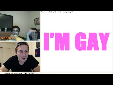 Gay version of omegle