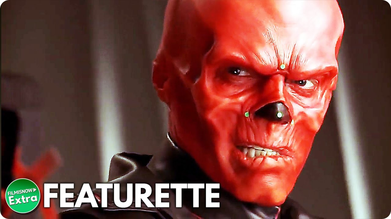 CAPTAIN AMERICA: THE FIRST AVENGER (2011) | Red Skull Featurette