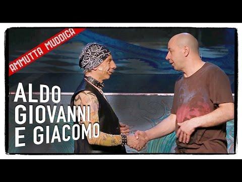 Killer Tatoo (1 di 2) - Ammutta Muddica | Aldo Giovanni e Giacomo