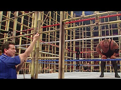 Undertaker vs. Big Show - Punjabi Prison Match: Great American Bash 2006