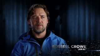 Man of Steel - HD 'All Out Action - Russell Crowe' Clip - Official Warner Bros. UK