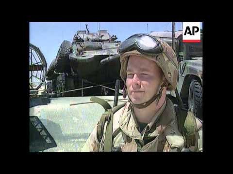 Somalia - Final UN Withdrawal Preparations