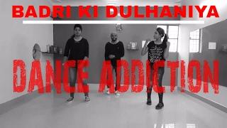 BADRI KI DULHANIYA DANCE CHOREOGRAPHY BY PRASANNJIT & NISHA