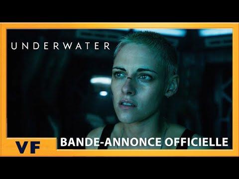 UNDERWATER - Bande Annonce VF