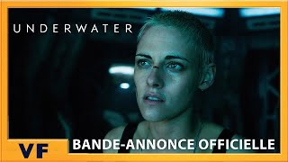 UNDERWATER | Bande-Annonce [Officielle] VF HD | 2019