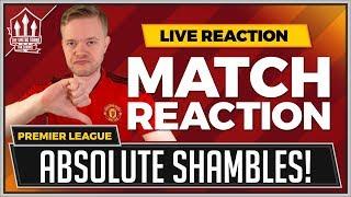 Goldbridge - Brighton vs Manchester United 3-2   Mourinho OUT Classed!