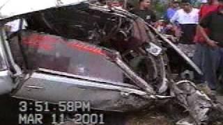 Accidente pista de Añasco