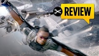 Epic Movie Review: Captain America: The Winter Soldier (2014) - Marvel Movie HD