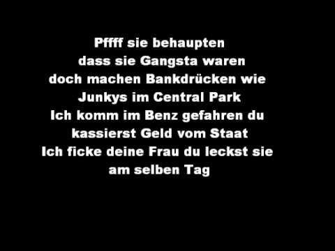 Farid Bang - Pusher Lyrics